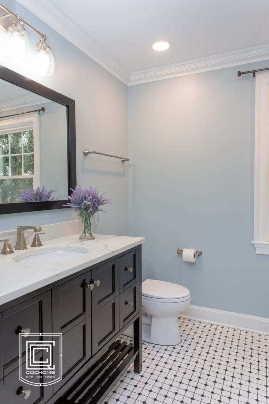 Classic Master Bathroom Design To Build In Watts